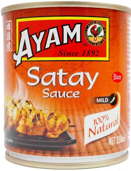 Ayam Satay Sauce 250ml