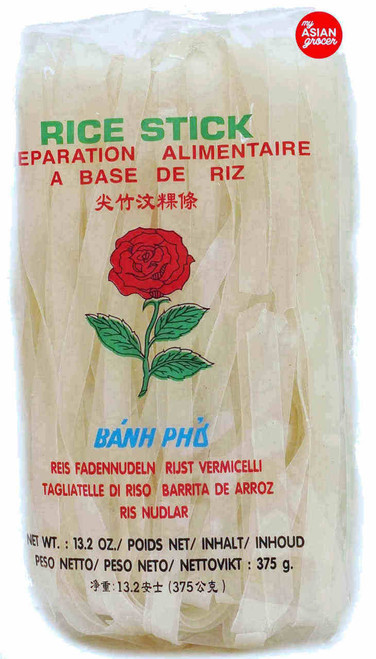 Rose Brand Rice Stick 10mm 375g