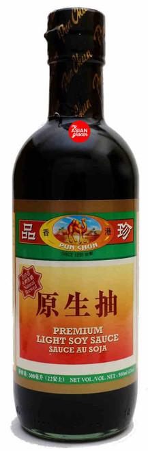 Pun Chun Premium Light Soy Sauce 500ml