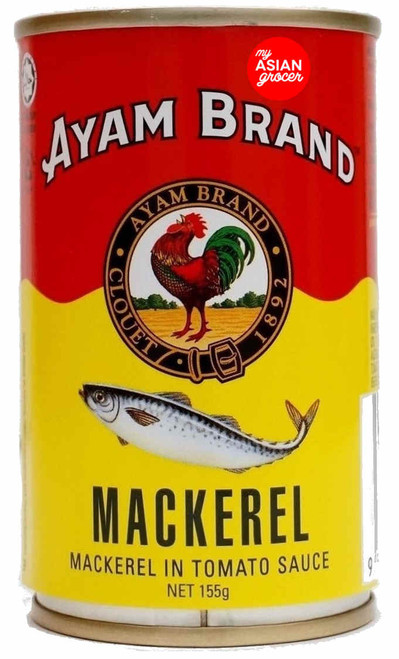 Ayam Mackerel in Tomato Sauce 155g