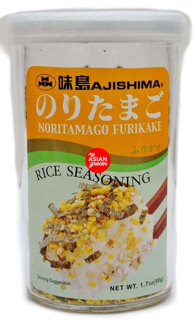 Ajishima Noritamago Furikake Rice Seasoning 50g