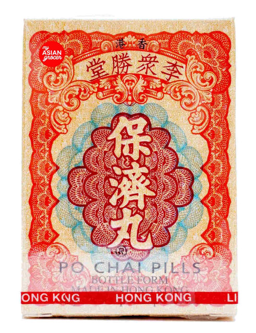 Li Chung Shing Tong Po Chai Pills (Bottle Form)