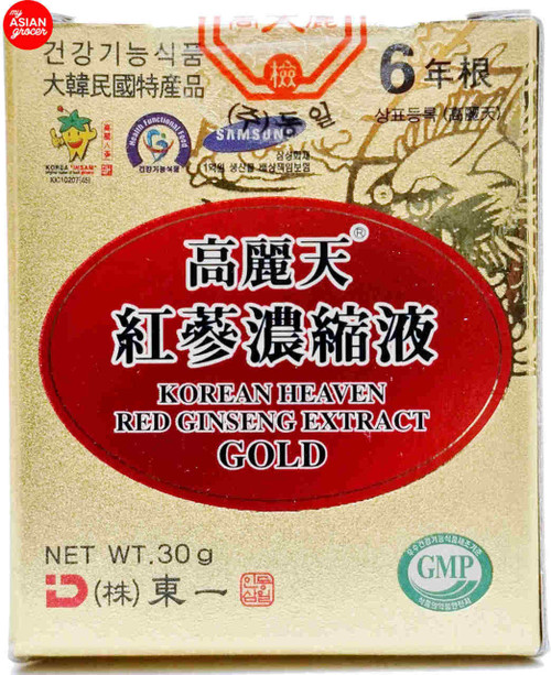 Korean Heaven Red Ginseng Extract Gold 30g