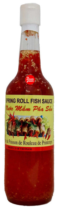 Jimmy's Brand Spring Roll Fish Sauce 650ml