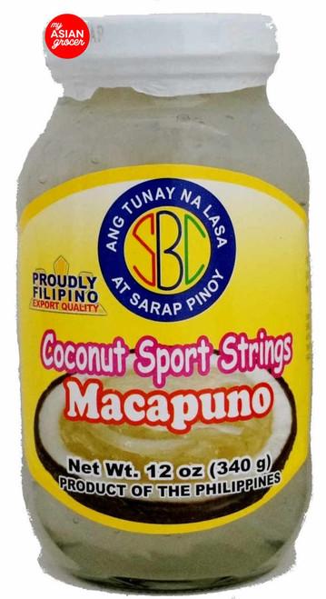 SBC Coconut Sport Strings Macapuno 340g