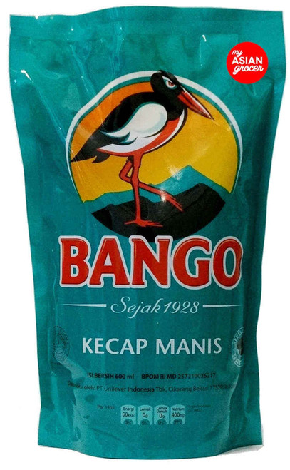 Bango Kecap Manis 600ml