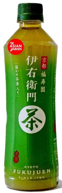 Suntory Lyemon Green Tea Drink 525ml