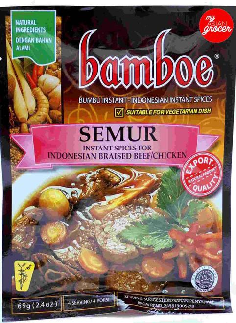 Bamboe Semur 69g