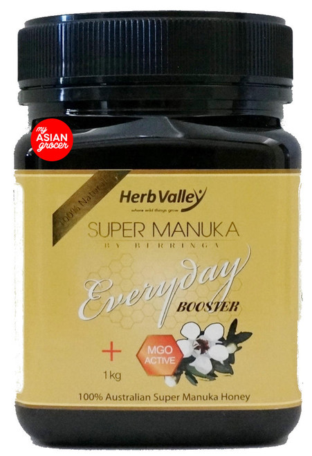 Herb Valley Super Manuka By Berringa Everyday Booster MGO 60+ 1kg