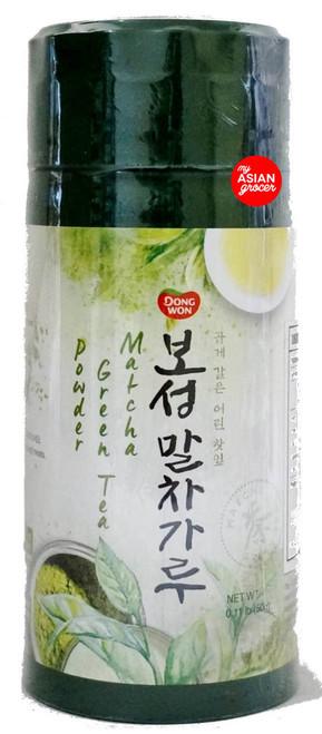 Dongwon Matcha Green Tea Powder 50g