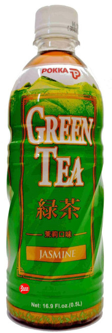 Pokka Jasmine Green Tea 500ml