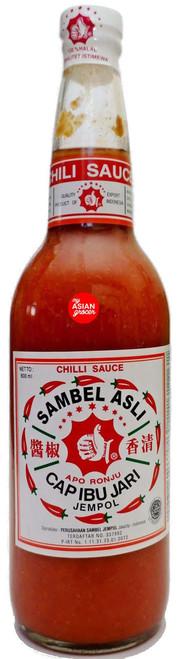 Cap Ibu Jari Sambel Asli Chilli Sauce 600ml