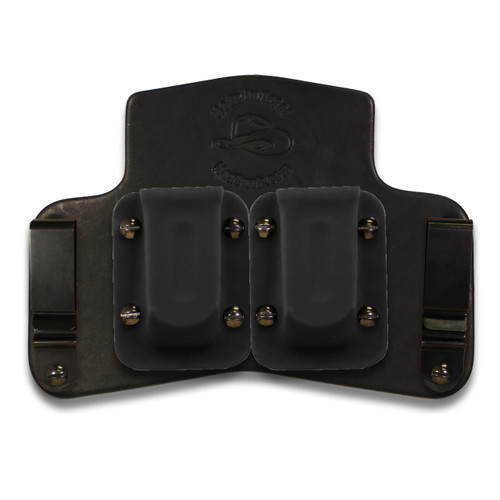 IWB Double Magazine Holsters - Obsidian Series