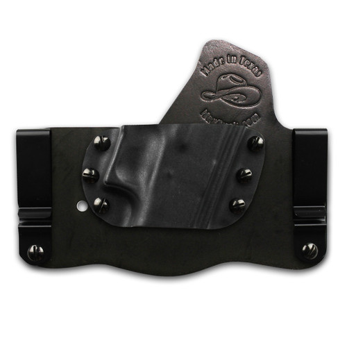 Glock 19 Holster with Crimson Trace Laser LG-436 - MicroTuck