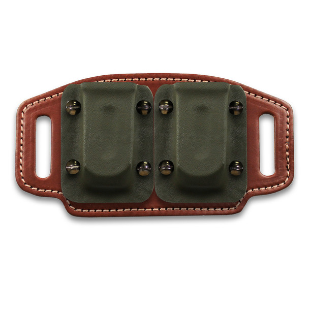 OWB Double Magazine Holster - Signature Series