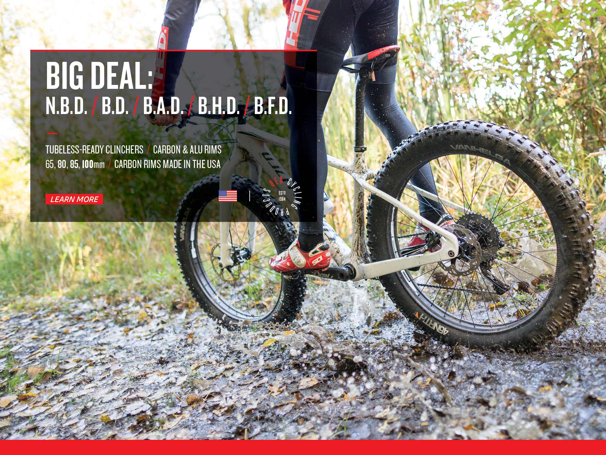HED CYCLING PRODUCTS INC.