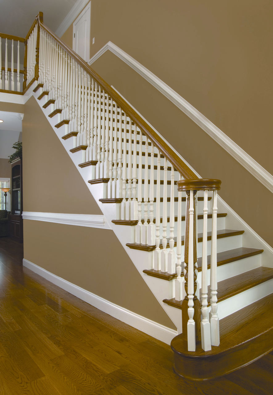 1815 Plain 35 Quot The 1800 S Stair Baluster