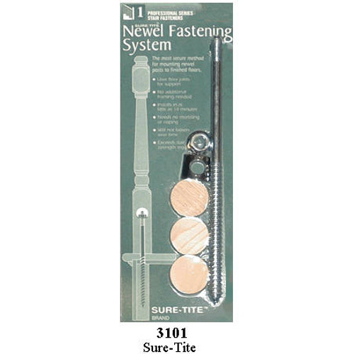 3101 Sure-Tite Newel Fastener
