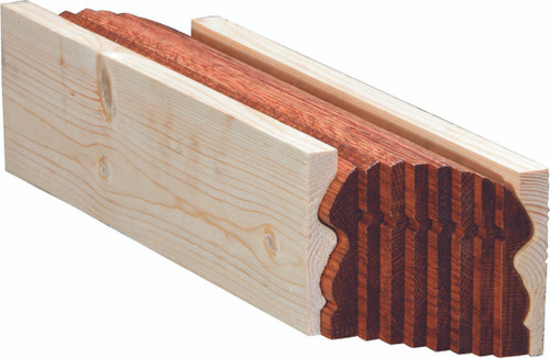 6519B Hard Maple Bending Handrail