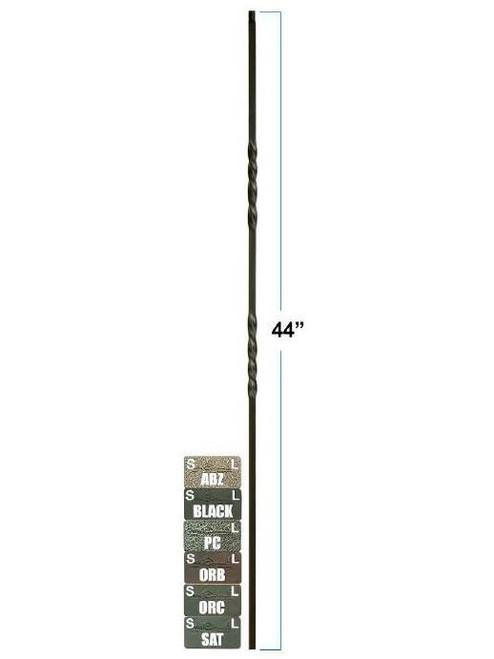 2TW44-LT Lite Double Twist Balusters