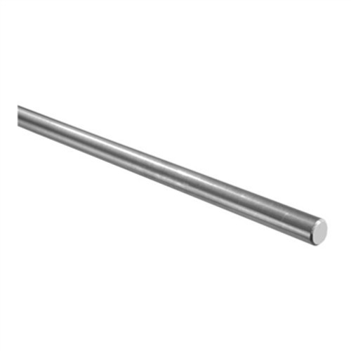"E005/6000 1/2"" Stainless Round Bar, 20'"