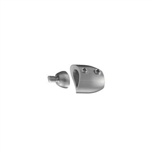 E0069996 Stainless Steel Bar Holder, 1/2-Inch