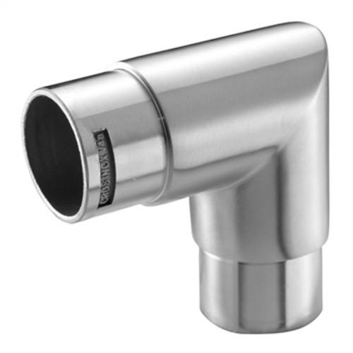 """E2014 Stain Steel Elbow 90-degree 2"""" Tube"""