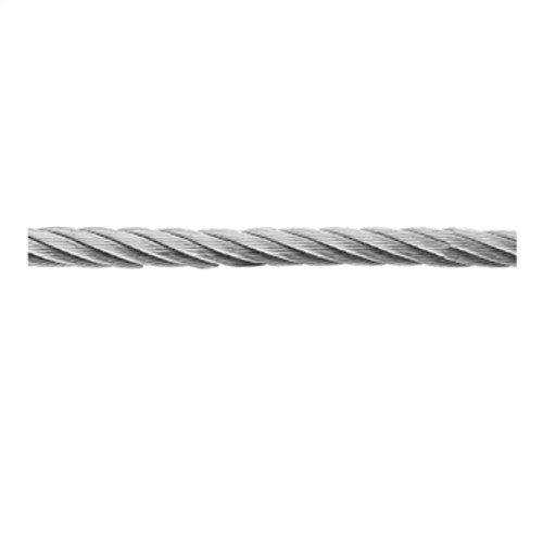EF7X704 Wire Rope, 4mm