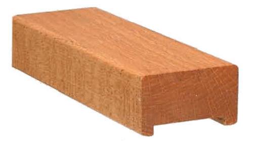 6000 Red Oak Handrail