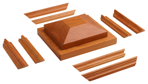 Add Trim Kit in American Cherry, Beech or Maple