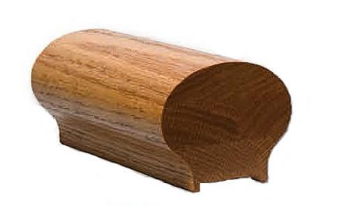 7600P Red Oak Handrail