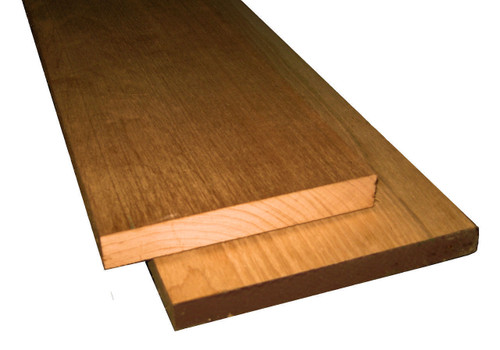 1100 American Cherry or Alder Skirtboard