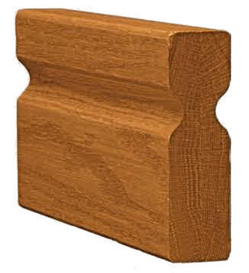 6203 Soft Maple or Ash 2X6 Handrail
