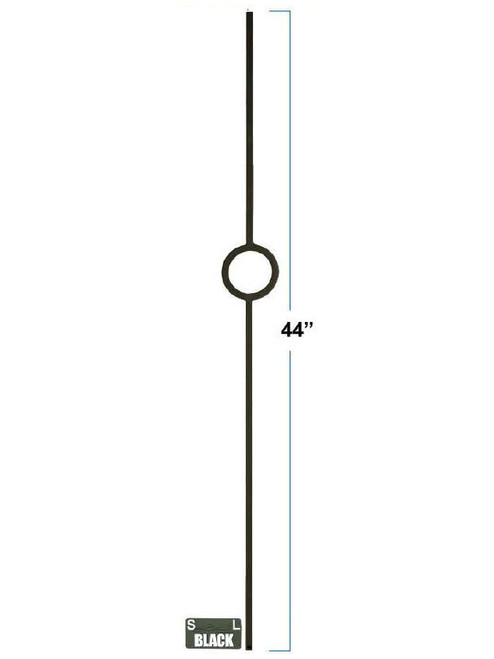 M40144 Single Ring Designer Baluster