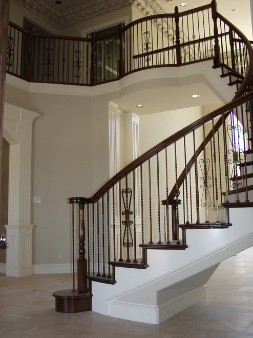Twist Series Stair Photo