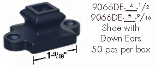9066DE Inner Down Ears Shoe