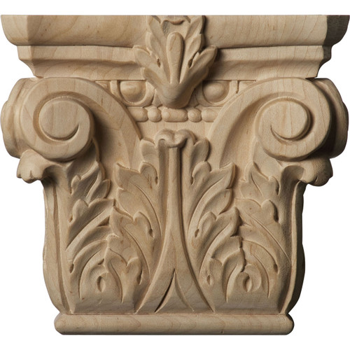 Floral Pilaster Capital, Small