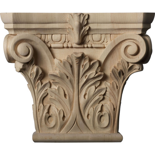 Floral Pilaster Capital, Large