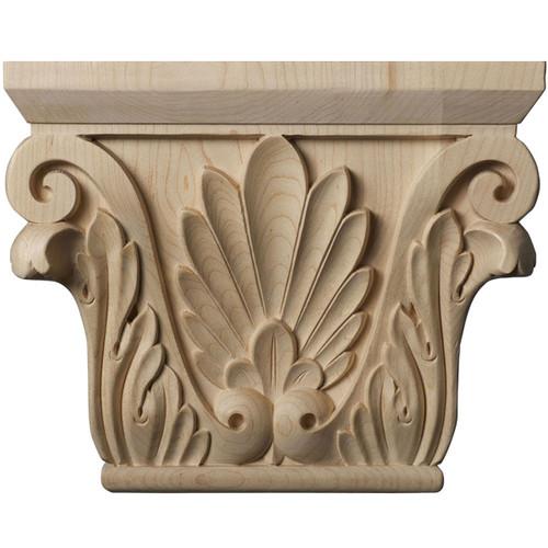 Chesterfield Pilaster Capital, Medium