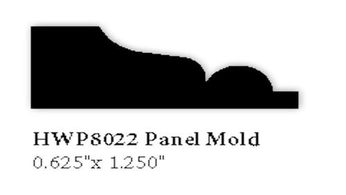 8022 Panel Mold