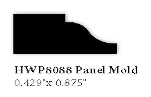 8088 Panel Mold