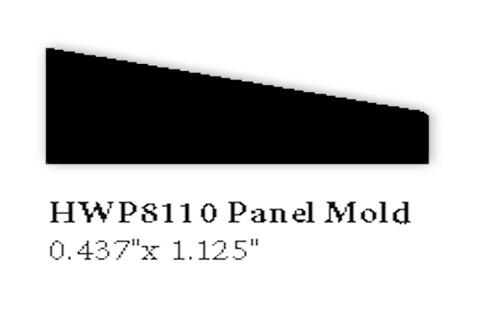 8110 Panel Mold