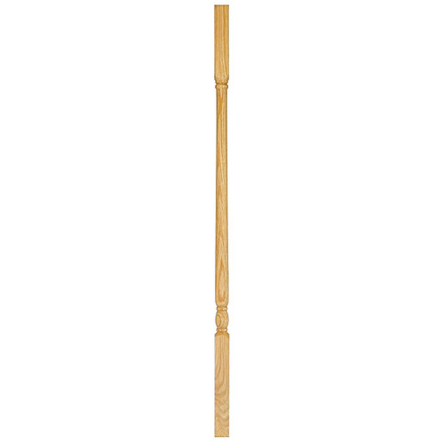 "A-5141 34"" Square Top Colonial Baluster 2"