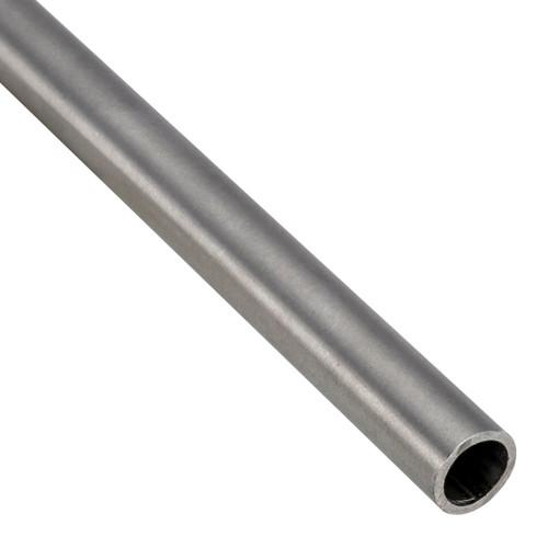 """SSTR12304-20 1/2"""" X 20"""", Grade 304, 180 Grit, #4 Finish Stainless Steel Tubing"""