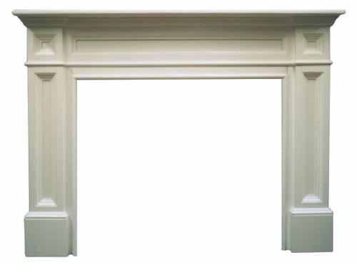 """The Classique Fireplace Mantel Surround, 50"""""""