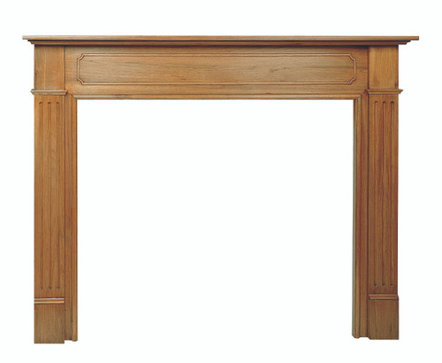 "The Williamsburg 56"" Fireplace Mantel Surround"