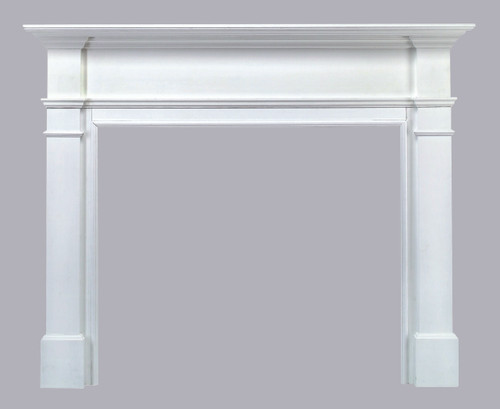 120-48 Windsor Unfinished Fireplace Mantel