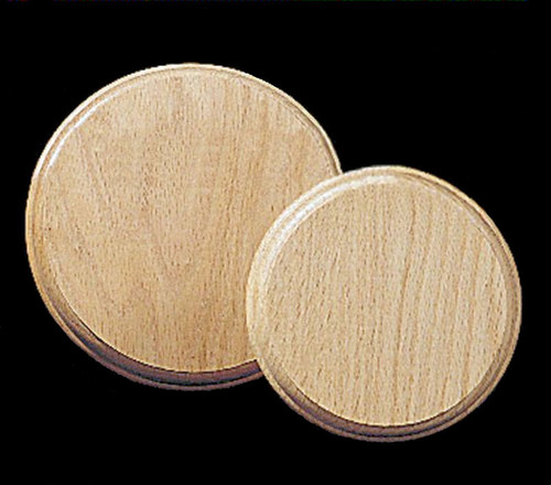 7026 Large Round Rosettes (Red Oak Shown)