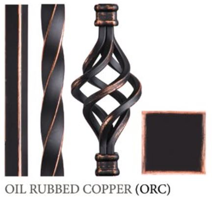 Oil Rubbed Copper