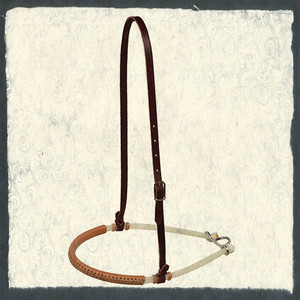 NEW Rope Tiedown Noseband